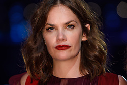 Ruth Wilson attending the premiere of Dark River, as part of the BFI London Film Festival, at the Odeon cinema in Leicester Square, London. Picture date: Saturday October 7th, 2017. Photo credit should read: Matt Crossick/ EMPICS Entertainment.