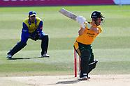 Nottinghamshire County Cricket Club v Durham County Cricket Club 200920