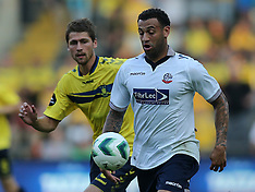 10 Jul 2014 Brøndby - Bolton Wanderers