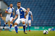 Adam Armstrong of Blackburn Rovers during the EFL Cup match between Blackburn Rovers and Doncaster Rovers at Ewood Park, Blackburn, England on 29 August 2020.