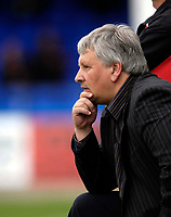 Photo: Jed Wee/Sportsbeat Images.<br /> Hartlepool United v Swindon Town. Coca Cola League 1. 15/09/2007.<br /> <br /> Swindon manager Paul Sturrock.