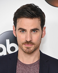August 6, 2017 - Beverly Hills, California, U.S. - Colin O'Donoghue arrives for the 2017 Disney ABC TCA Summer Press Tour at the Beverly Hilton Hotel. (Credit Image: © Lisa O'Connor via ZUMA Wire)