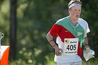 Orientering, 21. juni 2002. NM sprint. Jostein Andersen, Kristiansand.