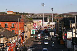 A general view of Turf Moor before the Carabao Cup, third round match at Turf Moor, Burnley.