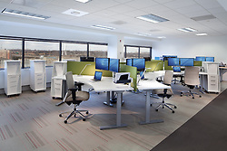601 12th street TSA offices with MOI office furniture