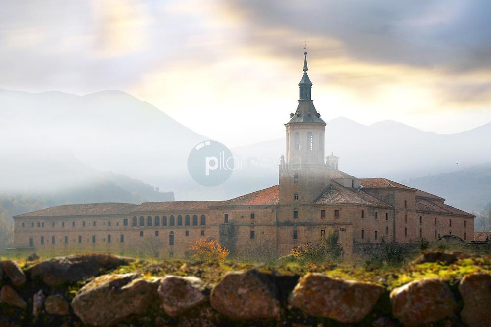 Monasterio San Millán de Yuso. La Rioja ©Daniel Acevedo / PILAR REVILLA