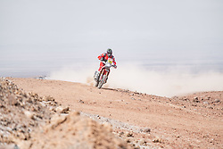 January 10, 2019 - Arequipa, Peru - AREQUIPA, PU - 10.01.2019: DAKAR 20189 - Brabec Ricky (USA) during the Dakar Rally 2019, on Wednesday (10), in Arequipa, Peru. (Credit Image: © Victor EleutéRio/Fotoarena via ZUMA Press)