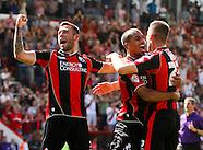 Bournemouth v Charlton Athletic 030813