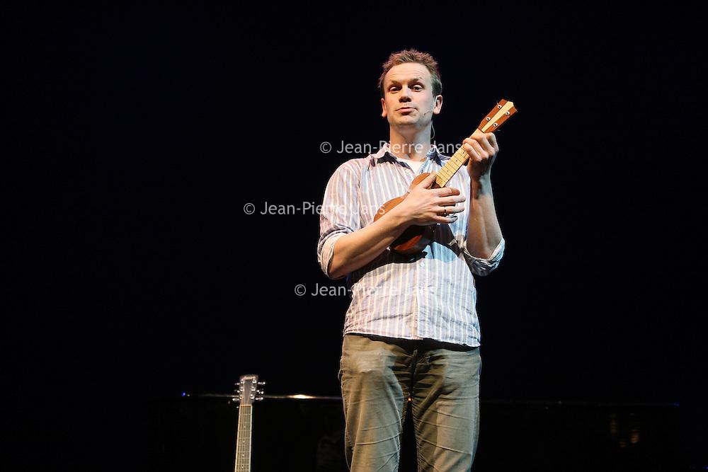 Nederland, Leiden ,13 februari 2010..Voorrondes van het Leids Cabaret Festival 2010..op de foto Timzingt..Foto:Jean-Pierre Jans