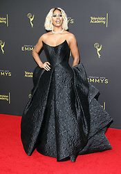 The 2019 Creative Arts Emmy Awards Day 2 at Microsoft Theater in Los Angeles, California on 9/15/19. 15 Sep 2019 Pictured: Laverne Cox. Photo credit: River / MEGA TheMegaAgency.com +1 888 505 6342