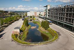 North America, United States, Washington, Bellevue, Eastgate Transit Center