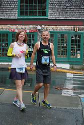 Mount Desert Island Marathon: Dave Nevitt