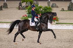 Fry Charlotte, GBR, Everdale, 134, <br /> Olympic Games Tokyo 2021<br /> © Hippo Foto - Dirk Caremans<br /> 28/07/2021