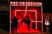 EVENING 'RED OBSESSION ' DE L'OREAL PARIS<br /> ©Exclusivepix Media