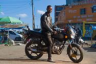 Mathare, Nairobi, Kenya 15 Jan 2020