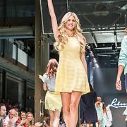 NLD/Rotterdam/20150616 - Modeshow Labee a Porter, Charlotte Labee