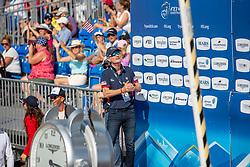 RIDLAND Robert (Nationaltrainer)<br /> Tryon - FEI World Equestrian Games™ 2018<br /> 2. Qualifikation Teamwertung 2. Runde<br /> 21. September 2018<br /> © www.sportfotos-lafrentz.de/Stefan Lafrentz