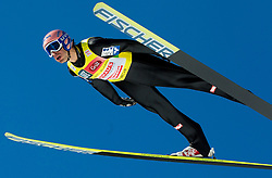 KOFLER Andreas (AUT) during Flying Hill Team competition at 3rd day of FIS Ski Jumping World Cup Finals Planica 2012, on March 17, 2012, Planica, Slovenia. (Photo by Vid Ponikvar / Sportida.com)