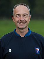 BLOEMENDAAL -  manager Jeroen Ottevanger.    Heren I, seizoen 217-2018. COPYRIGHT KOEN SUYK