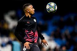 Gabriel Jesus of Manchester City - Mandatory by-line: Robbie Stephenson/JMP - 22/10/2019 - FOOTBALL - Etihad Stadium - Manchester, England - Manchester City v Atalanta - UEFA Champions League Group Stage