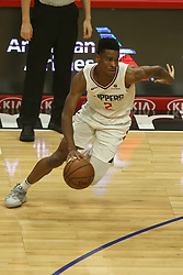 December 17, 2018 - Los Angeles, CA, U.S. - LOS ANGELES, CA - DECEMBER 17:Los Angeles Clippers Guard Shai Gilgeous-Alexander (2) during the Portland Trail Blazers at Los Angeles Clippers NBA game on December 17, 2018 at Staples Center in Los Angeles, CA.. (Photo by Jevone Moore/Icon Sportswire) (Credit Image: © Jevone Moore/Icon SMI via ZUMA Press)