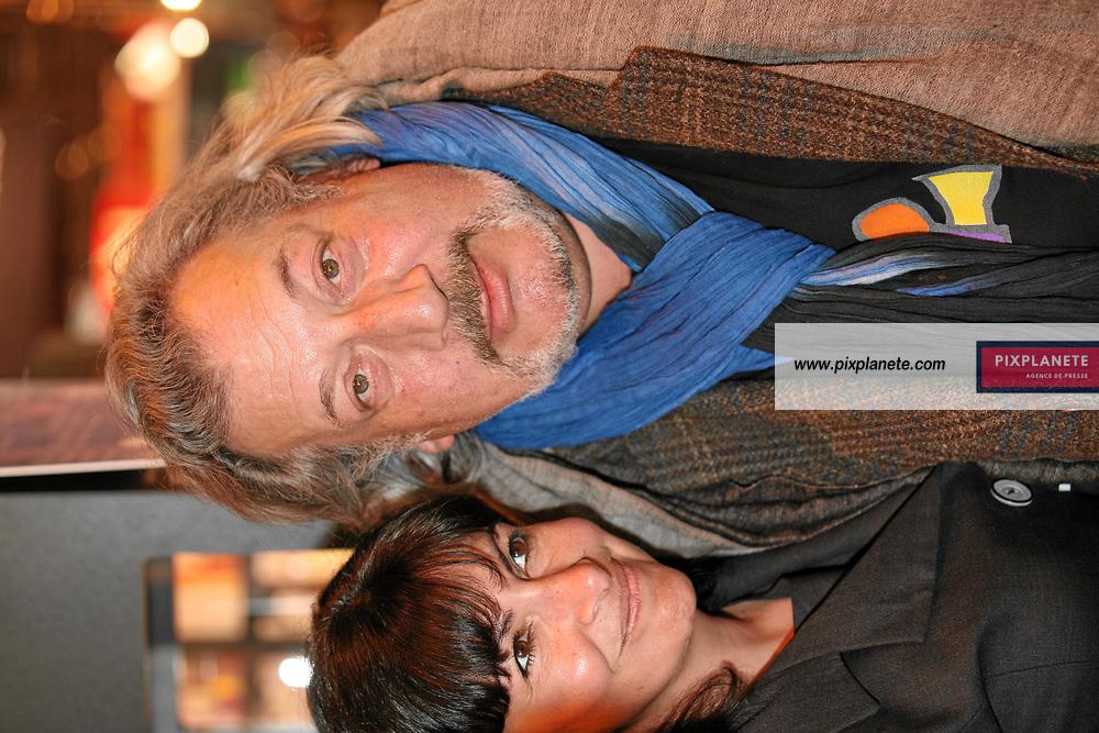 Anne Hidalgo - Jean Claude Dreyfus Salon du livre de Paris - 27/03/2007 - JSB / PixPlanete