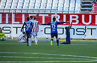 FotballTippeligaenTromsø IL vs Stabæk30.04.15Ernest Kwabena Asante, StabækBenny Lekström, TromsøFoto: Tom Benjaminsen / Digitalsport