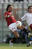 Perugia 25/8/2004 Perugia Roma 2-1 Marco Delvecchio (Roma)<br /> <br /> Foto Andrea Staccioli Graffiti