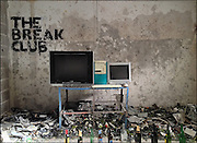 The Break Club<br /> Modern life is frustrating, especially when it comes to technology that never seems to work correctly. The ever-present social standard of having to be polite all the time is also quite a burden. It's enough to make a person go mad after a while and do something foolish.<br /> This is an especially pressing issue for Buenos Aires, Argentina. This city recently saw a spate of petty disputes devolving into violent altercations for no good reason. Now, there is a place where locals can go to get out their aggression before doing something they regret.<br /> ©Break Club/Exclusivepix Media