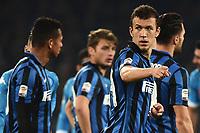 Ivan Perisic Inter <br /> Napoli 30-11-2015 Stadio San Paolo Football Calcio 2015/2016 Serie A Napoli - Inter Foto Andrea Staccioli / Insidefoto