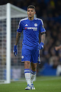 Kenedy of Chelsea looking on. Barclays Premier league match, Chelsea v Norwich city at Stamford Bridge in London on Saturday 21st November 2015.<br /> pic by John Patrick Fletcher, Andrew Orchard sports photography.