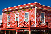 The Crystal Palace Saloon, Tombstone, Arizona USA