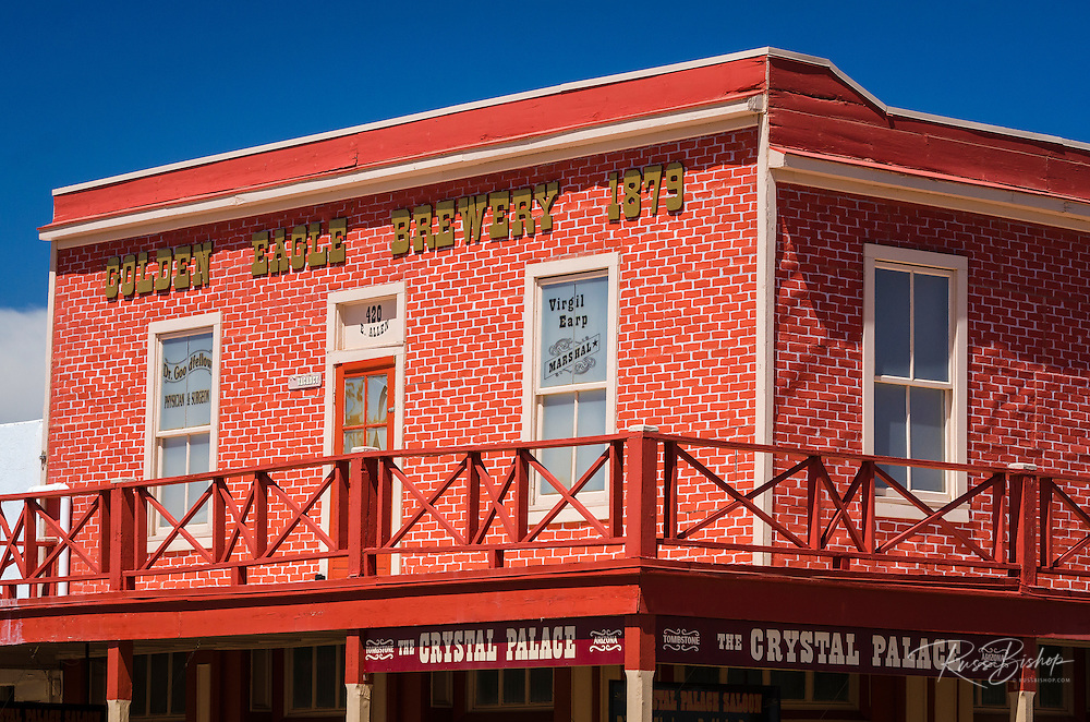 The Crystal Palace Saloon, Tombstone, Arizona USA