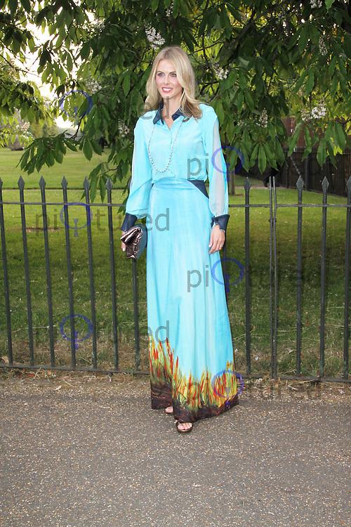 Donna Air, The Serpentine Gallery summer party, Kensington Gardens London UK, 26 June 2013, (Photo by Richard Goldschmidt)