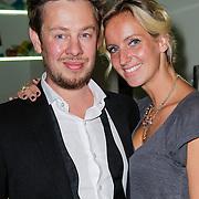 NLD/Amsterdam/20120917- Boekpresentatie Liefdespanter, Selwyn Senatori en partner Jill