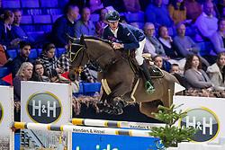Williams Rhys, IRL, K-Little Hero d'18<br /> Jumping Mechelen 2019<br /> © Hippo Foto - Sharon Vandeput<br /> 28/12/19