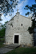 Church of Sveti Stjepana (Saint Stephen), Rascane, Croatia