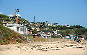Beach Cottage Rentals at Crystal Cove State Beach