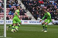 Wigan Athletic v Norwich City 140419