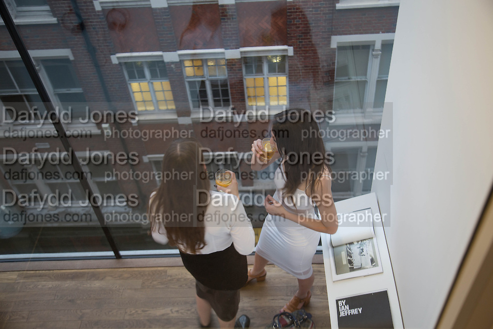 ROSE EASTON; TISH WEINSTOCK, TPG Contemporaries Party. Photographers' Gallery. Ramillies St. London. 19 June 2013
