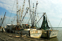 Apalachicola Fishing Boats