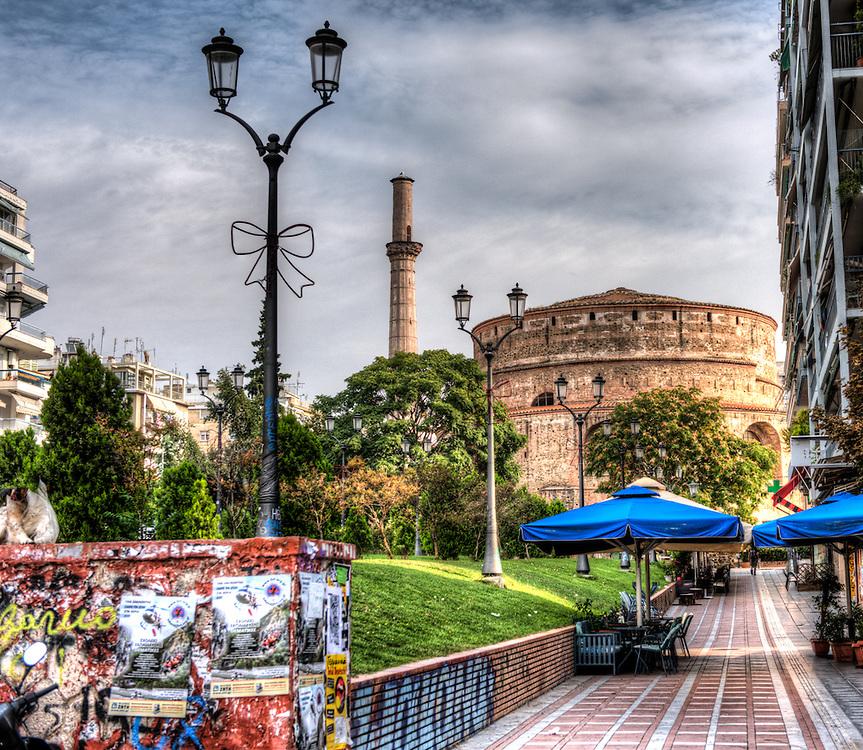 The Rotunda in Thessaloniki