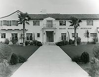 1932 Mack Sennett Studio in Studio City, CA