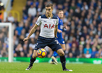 Football - 2016 / 2017 Premier League - Tottenham Hotspur vs. Leicester City<br /> <br /> Harry Winks of Tottenham at White Hart Lane.<br /> <br /> COLORSPORT/DANIEL BEARHAM