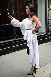 September 20, 2017 - New York, NY, USA - September 20, 2017 New York City..Adriana Lima at Build Speaker Series on September 20, 2017 in New York City. (Credit Image: © Kristin Callahan/Ace Pictures via ZUMA Press)