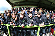 FGR academy during the EFL Sky Bet League 2 match between Forest Green Rovers and Exeter City at the New Lawn, Forest Green, United Kingdom on 4 May 2019.
