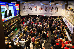 Bristol Sport bar at Ashton Gate before the game against Manchester United in the Carabao cup  - Mandatory by-line: Dougie Allward/JMP - 20/12/2017 - FOOTBALL - Ashton Gate Stadium - Bristol, England - Bristol City v Manchester United - Carabao Cup Quarter Final