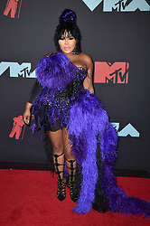 Lil' Kim attends the 2019 MTV Video Music Awards at Prudential Center on August 26, 2019 in Newark, New Jersey. Photo by Lionel Hahn/ABACAPRESS.COM
