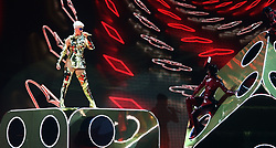 AU_1297286 - Perth, AUSTRALIA  -  Katy Perry performs at the Perth Arena in Perth,Western Australia<br /> <br /> Pictured: Katy Perry<br /> <br /> BACKGRID Australia 24 JULY 2018 <br /> <br /> Phone: + 61 2 8719 0598<br /> Email:  photos@backgrid.com.au