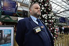 Scotrail introduce bodycams for staff | Edinburgh | 20 December 2017